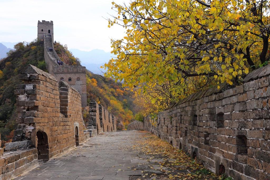 Herbstmauer